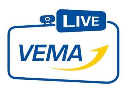 NEU: Videoberatung mit VEMA Live - keine Installation notwendig.